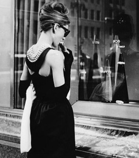 <3, audrey hepburn and coco chanel