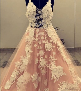 pink prom dress, Gorgeous Prom Dresses and Prom Dresses 2018