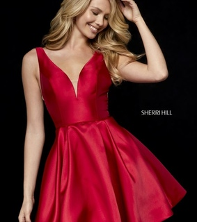 short dresses, homecoming gowns and 2018 sherri hill