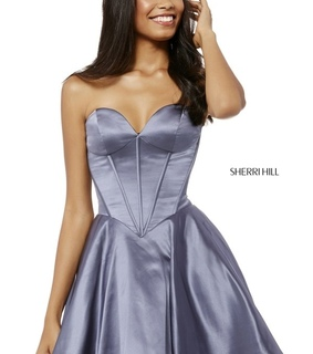 short dresses, homecoming 2018 and sherri hill gowns