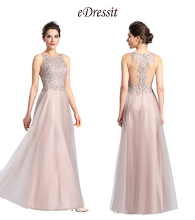 a-line, sleeveless and formal wear