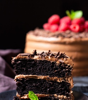 food, chocolate and desserts
