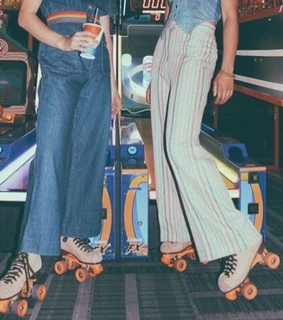 jeans, stripes and fashion