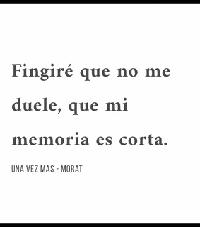 frases, letras and morat
