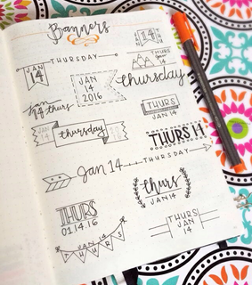 notes, date ideas and school notes
