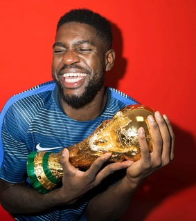 france nt, smile and umtiti