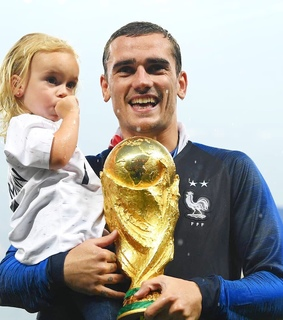 world cup, les bleus and champions du monde
