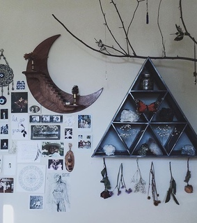 house, dream catcher and photography