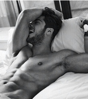 male model, hot and hot babe