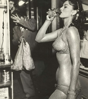 burlesque, pin up and beauty