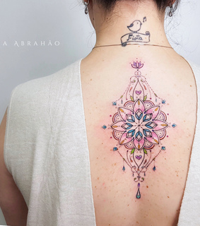 colortattoo, inked and body art