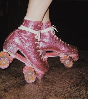 roller blades, aesthetic and vintage aesthetic