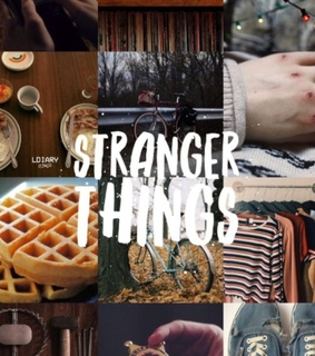 indiana, aesthetic and stranger things