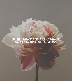 song lyrics, hiphop edit and somethings gotta give