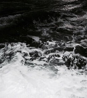 black and white, aesthetic and water aesthetic