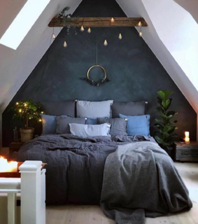 bedroom, room and house