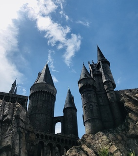 wands, hogwarts and hogsmeade