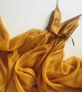 gown, style and golden dress