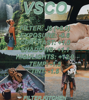 vsco edition, photography and vsco filters