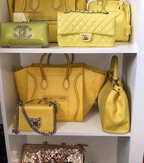 bags, gucci and chanel