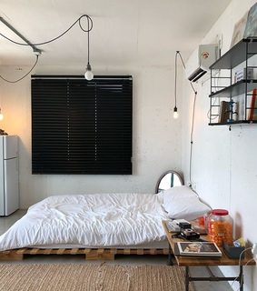 rooms, confortable and minimally