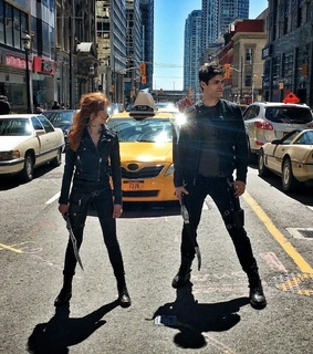 city of bones, shadowhunters and new york