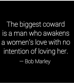 coward, quote and love