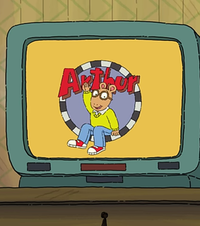 old, old cartoons and arthur