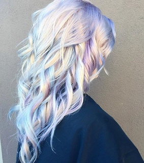 holographic, omg and hair