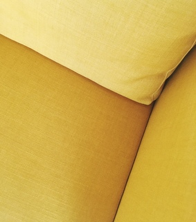 gelb, couch and color