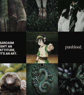 aesthetic, au and harry potter