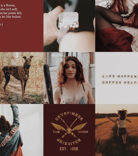 gryffindor, aesthetic and crossover