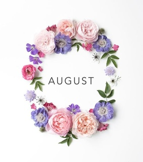 august, summer and hello august