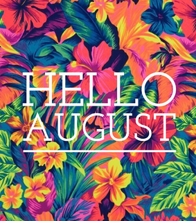 hello august, easel and august