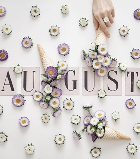 hello august, august and summer