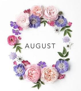 back to school, august and flowers