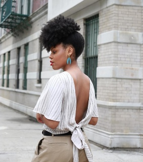 texture, healthy hair and black women