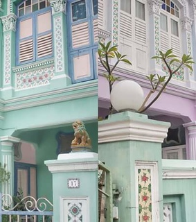 sorbet street, paradise and sweet pink