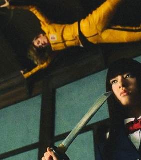 gogo yubari, movie and uma thurman