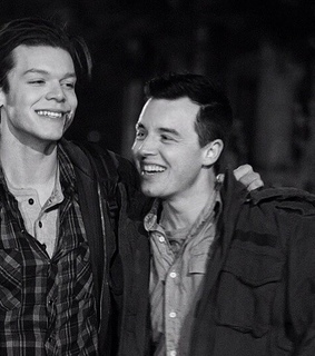 ian gallagher, shameless and gallavich