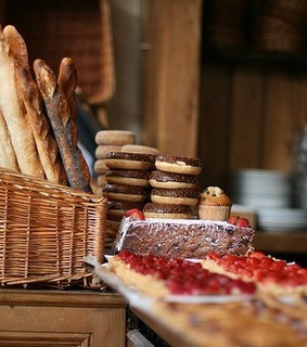 winter, bakery and breads