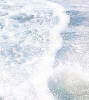 water, beach and waves