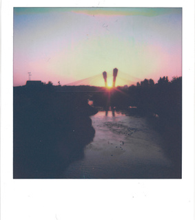 film, expired film and place
