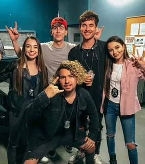 veronica and vanessa, bobby mares and jc caylen