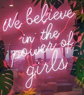 grl pwr, rights and empowerment