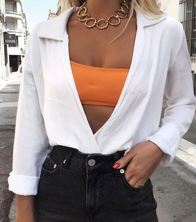 jewelry, new and crop top