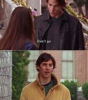 rory gilmore, dean and warner