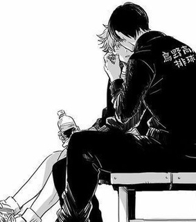anime, haikyuu and couple