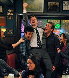 marshall, lily and himym