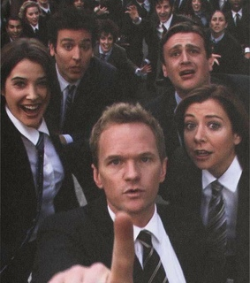 stinson, how i met your mother and barney stinson